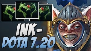 Ink Meepo - Amazing in 7.20 | Dota Gameplay