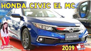 Honda Civic 1.8 EL MC 2019 ราคารถ 964,000 บาท