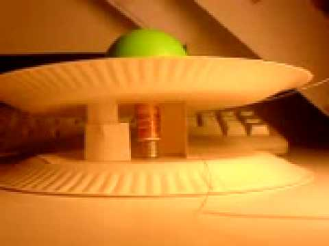 how to make a paper plate speaker