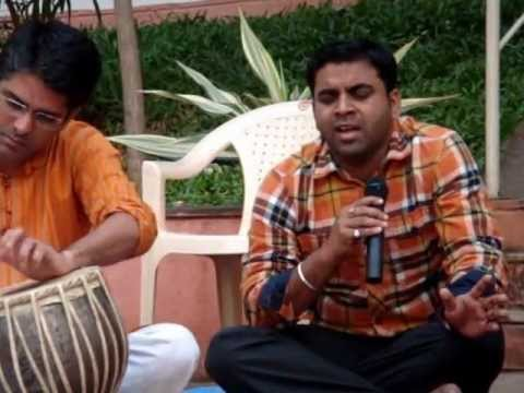 Shikhar Mathur performing Preet Ki Lat by Kailash Kher