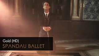 Watch Spandau Ballet Gold video