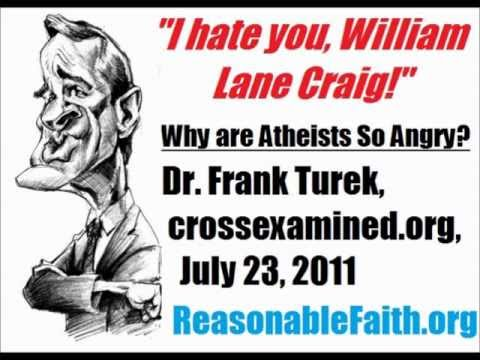 Hating William Lane Craig