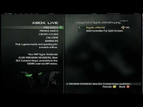 PS3 MW3 Update DLC Maps February 28th 2012