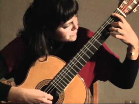 Irina Kulikova Winner 2010 Alhambra Competition