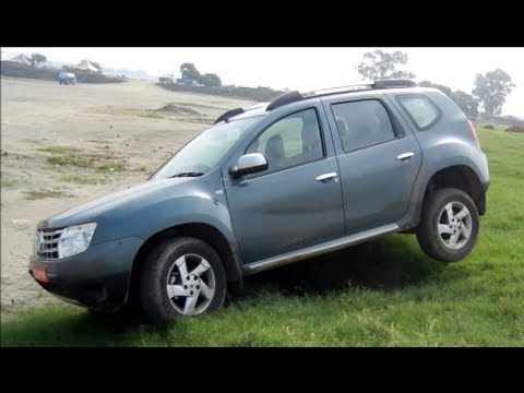 Renault Duster Video Review- Features. Performance. Off-Road. On-Road And City Driving