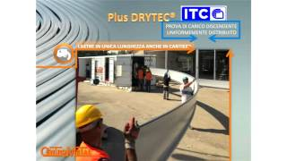 I vantaggi di Drytec/o spiegati dal Presidente Centrometal Piero Baudo