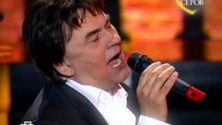 Александр Серов на НТВ Бенефис