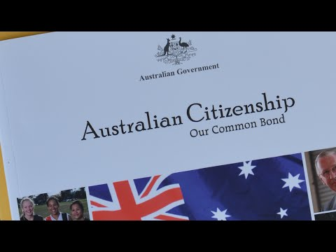 FREE Australian Citizenship Practice Test - Our Common Bond Resource Video