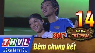THVL | Tiếu lâm tứ trụ 2017 – Tập 14[2]: Hạnh phúc ngày xuân - Ngọc Tân