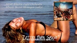 Watch Electric Light Orchestra Letter From Spain video