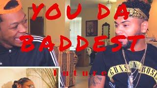 Future ft. Nicki Minaj - You da Baddest