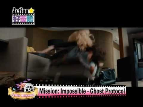 Action Hollywood - Mission Impossible Ghost Protocol+Sherlock Holmes A Game of Shadows+The Avenger