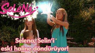 Selena Selin'i eski haline döndürüyor
