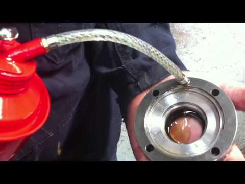 Newage 3 Speed Gearbox. Splash Lubrication