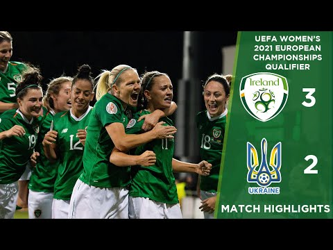 #IRLWNT GOALS | Ireland 3-2 Ukraine