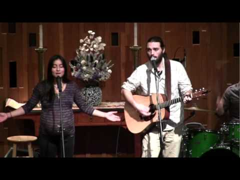 Bihr And Haney Sing great Spirit—seattle Unity Church—01-27-2013 video