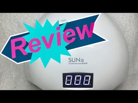 Review: Sun5 48 watt uv/led lamp
