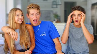 TWO TRUTHS AND ONE LIE... with Brent and Lexi Rivera!