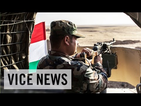 Peshmerga Fighters Reclaim Ground from Islamic State: The Battle for Iraq (Dispatch 7)