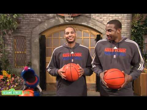 Sesame Street: New York Knicks: Compare