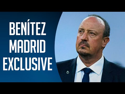 Exclusive | Rafael Benítez on Real Madrid, Florentino Pérez and Zinedine Zidane