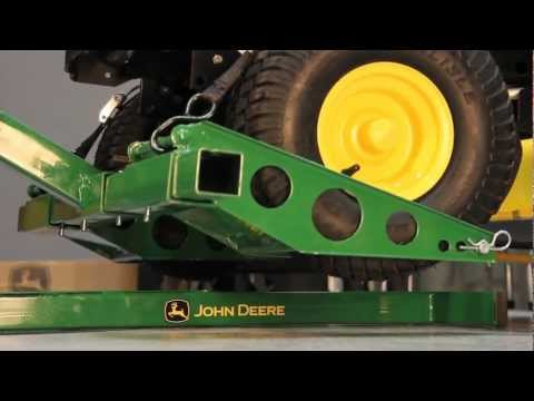 John Deere XD Lift Demo Video