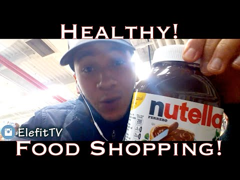 Food is Life #22 Shopping For Healthy Foods At The Supermarket!