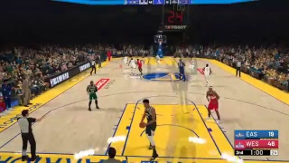 NBA 2K19: with jj