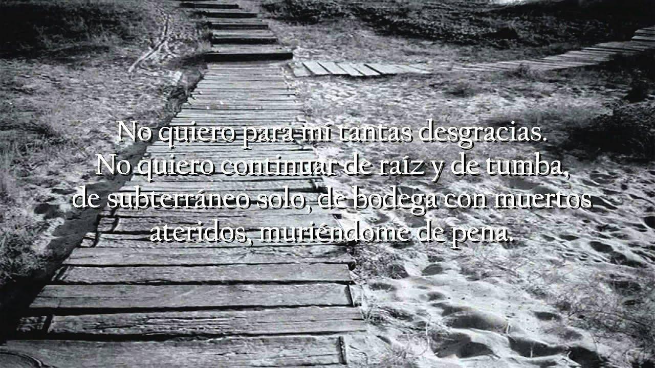 Pablo Neruda walking around english