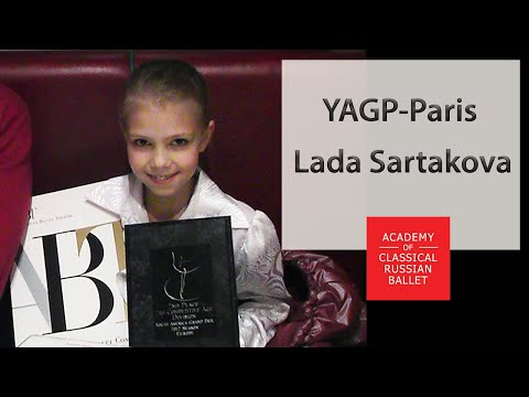 YAGP-Paris 2012. Second place (Lada, teachers - T.Petrova, V. Kuramshin) Music Videos