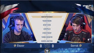 [GSL vs. the World 2019] Grand Finals Elazer vs Serral (Part1)