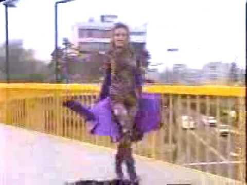 """Gloria Trevi - """"Pelo Suelto"""" (1991)"""