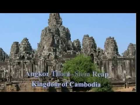 Siem Reap Angkor Wat - Cambodia Tour Travel Guide - Visit Cambodia - Journey To Cambodia Part 2
