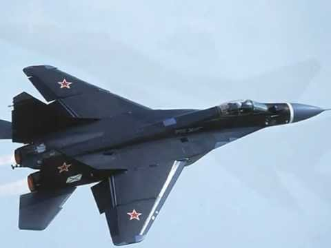 top 5 warplanes in united states & russia