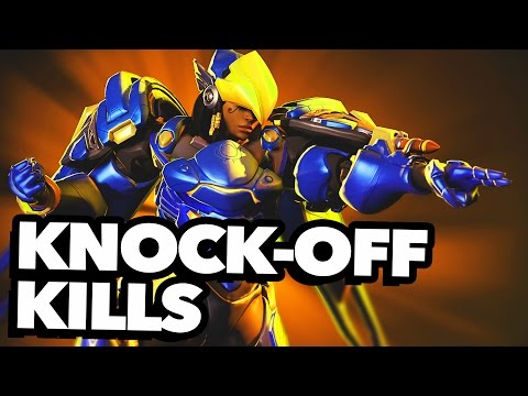 Overwatch - Best Knock-Off Kills