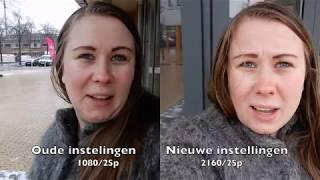 Canon A900 | Test met nieuwe SD kaart | + life hack  | Nancee