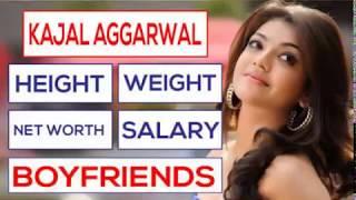 Kajal Agarwal Hot Cleavage Show At Filmfare Awards