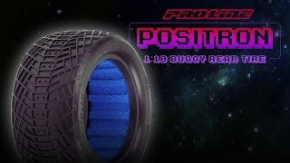 "Pro-Line Positron 2.2"" Off-Road 1:10 Buggy Rear Tire"