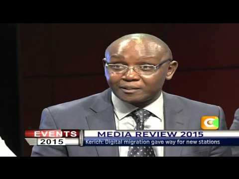 Events 2015: Media Review 2015 Part 1