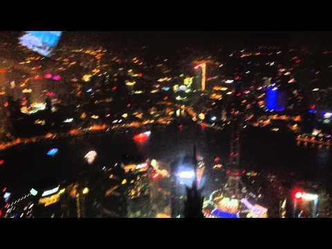 100 floors up shanghai financial world center SFWC Saturday 24, 2015