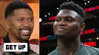Zion's debut showed he's in the perfect scenario with the Pelicans - Jalen Rose | Get Up