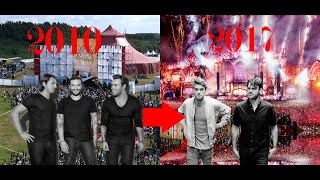 The Development of EDM (2010-2017) [feat. David Guetta, Martin Garrix, Avicii & Hardwell]
