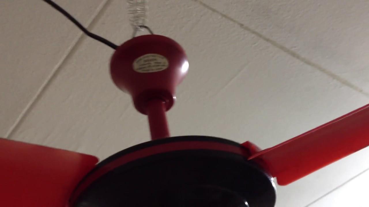 28 bojin portable mini ceiling fan taken back in 2013 youtube - Little max ceiling fan ...