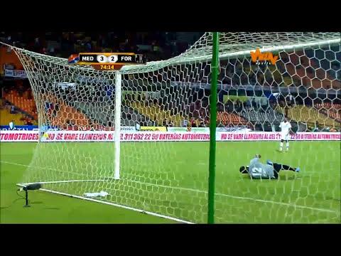 (Resumen) Medellín 3 - 3 Fortaleza. Fecha 8 Liga Postobón 2014-I - Win Sports