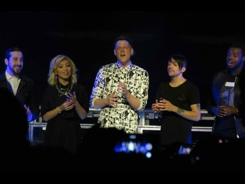 Pentatonix - Live - 3/1/15 - City National Grove of Anaheim