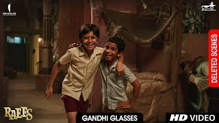 Download Raees | Gandhi Glasses | Deleted Scene | Shah Rukh Khan, Mahira Khan, Nawazuddin Siddiqui 3Gp Mp4