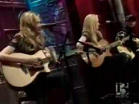 Aly & Aj on Live With Regis Kelly Into The Rush