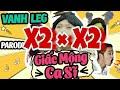 Giấc Mộng Ca Sĩ (Parody)- LEG - (X2 × X2) thumbnail