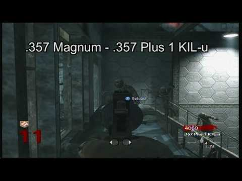 Call Of Duty World At War - All Guns Upgraded - Der Riese Nazi Zombies