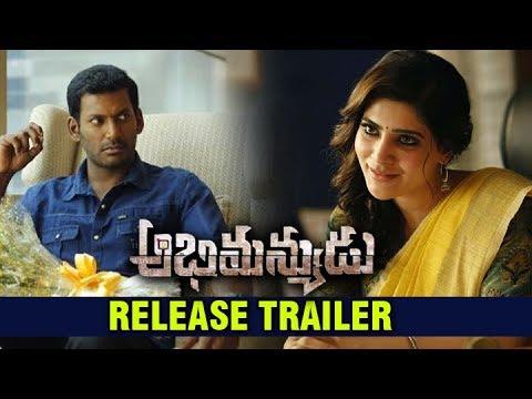 Abhimanyudu Theatrical Trailer | Abhimanyudu Trailer 2 |Vishal | Arjun | Samantha